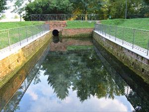 Testa del fontanile di San Giacomo